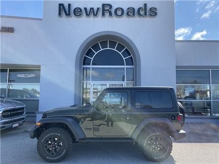 2021 Jeep Wrangler Sport (Stk: 25524P) in Newmarket - Image 1 of 16
