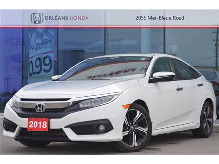 2018 Honda Civic Touring (Stk: 16-P1455) in Orléans - Image 1 of 28