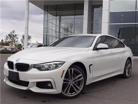 2018 BMW 430i xDrive Gran Coupe (Stk: P9847) in Gloucester - Image 1 of 27