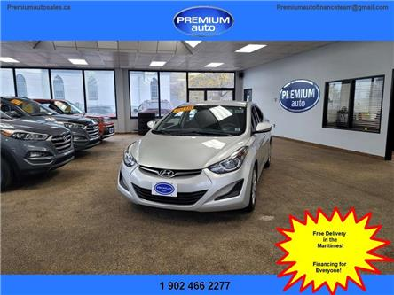 2016 Hyundai Elantra GL (Stk: 652548) in Dartmouth - Image 1 of 19