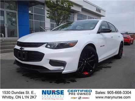 2018 Chevrolet Malibu LT (Stk: 21T064A) in Whitby - Image 1 of 27
