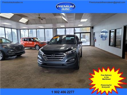 2017 Hyundai Tucson SE (Stk: 505331) in Dartmouth - Image 1 of 22