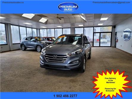 2016 Hyundai Tucson Luxury (Stk: 165908) in Dartmouth - Image 1 of 25