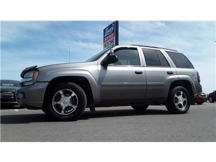 2007 Chevrolet TrailBlazer LS (Stk: P802) in Brandon - Image 1 of 26
