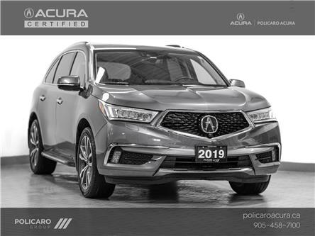 2019 Acura MDX Elite (Stk: 802618T) in Brampton - Image 1 of 30