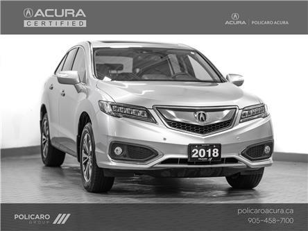 2018 Acura RDX Elite (Stk: 806098P) in Brampton - Image 1 of 26