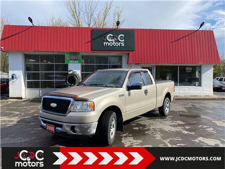 2008 Ford F-150 XLT (Stk: ) in Cobourg - Image 1 of 19