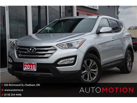 2016 Hyundai Santa Fe Sport  (Stk: 21786) in Chatham - Image 1 of 22