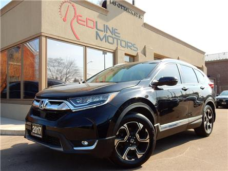 2017 Honda CR-V Touring (Stk: 2HKRW2) in Kitchener - Image 1 of 24