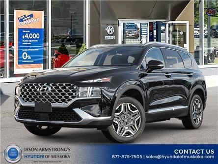 2021 Hyundai Santa Fe HEV Luxury (Stk: 121-175) in Huntsville - Image 1 of 23