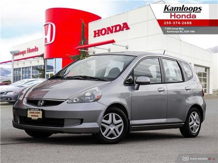 2007 Honda Fit LX (Stk: 15187A) in Kamloops - Image 1 of 24