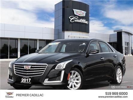 2017 Cadillac CTS 2.0L Turbo Luxury (Stk: 210047A) in Windsor - Image 1 of 27