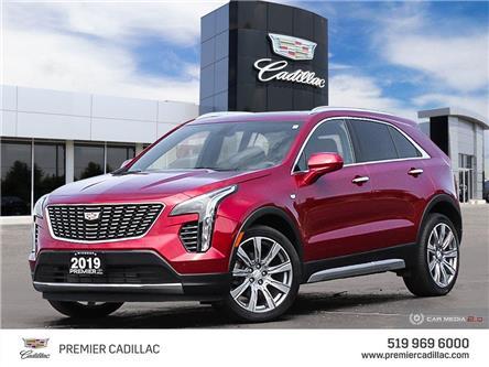 2019 Cadillac XT4 Premium Luxury (Stk: P19777) in Windsor - Image 1 of 27