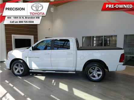 2012 RAM 1500 SPORT (Stk: 212471) in Brandon - Image 1 of 24