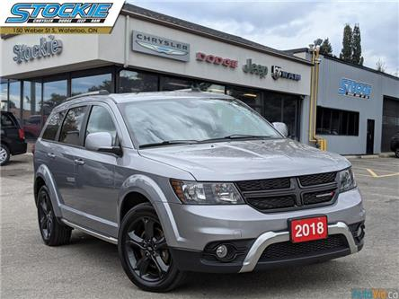 2018 Dodge Journey Crossroad (Stk: 31647) in Waterloo - Image 1 of 30