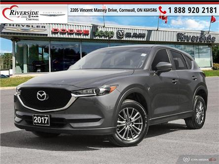 2017 Mazda CX-5 GS (Stk: W03001B) in Cornwall - Image 1 of 27