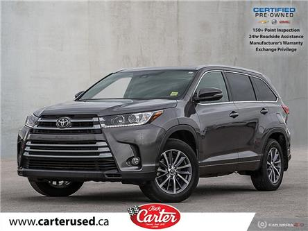 2017 Toyota Highlander  (Stk: 83724U) in Calgary - Image 1 of 27