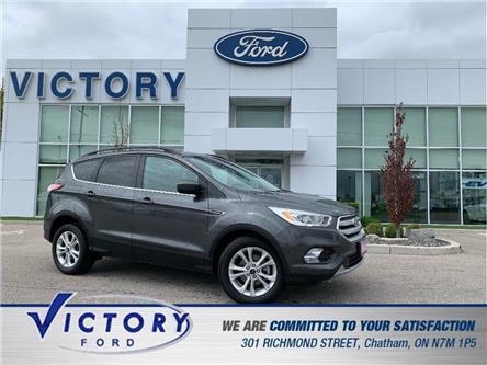 2018 Ford Escape SEL (Stk: V45786LB) in Chatham - Image 1 of 26