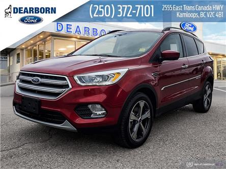 2017 Ford Escape SE (Stk: KM046) in Kamloops - Image 1 of 26