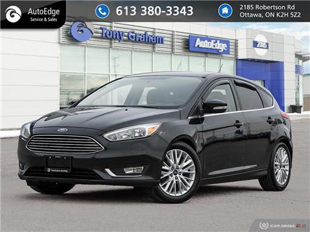 2015 Ford Focus Titanium (Stk: A0659) in Ottawa - Image 1 of 27