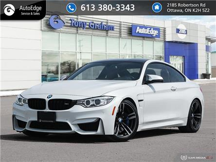 2017 BMW M4 Base (Stk: A0686) in Ottawa - Image 1 of 27
