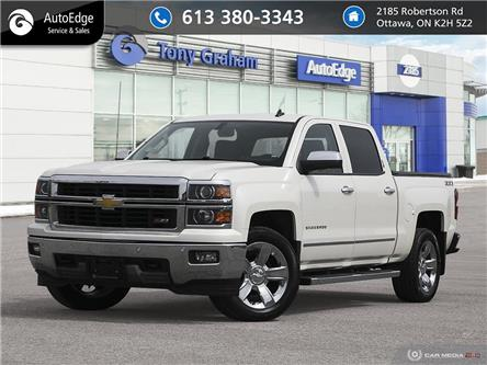 2014 Chevrolet Silverado 1500  (Stk: A0683) in Ottawa - Image 1 of 27