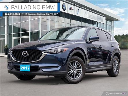 2017 Mazda CX-5 GS (Stk: BC0032) in Sudbury - Image 1 of 28