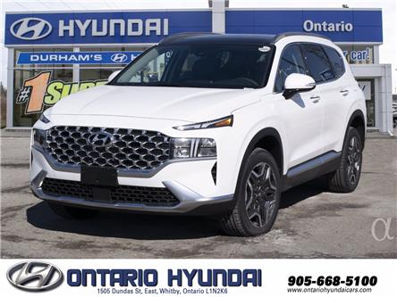 2021 Hyundai Santa Fe HEV Luxury (Stk: 003377) in Whitby - Image 1 of 19