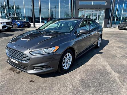 2016 Ford Fusion S (Stk: 40090A) in Kitchener - Image 1 of 8