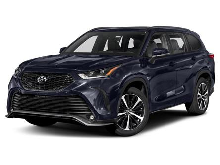 2021 Toyota Highlander XSE (Stk: 21429) in Ancaster - Image 1 of 9