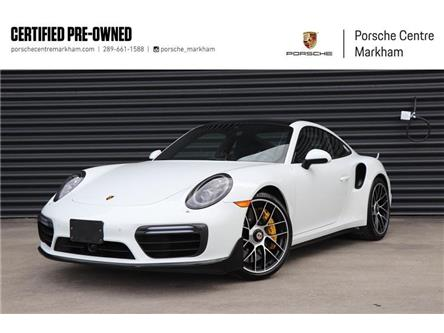 2018 Porsche 911 Turbo S (Stk: PU0074) in Markham - Image 1 of 22