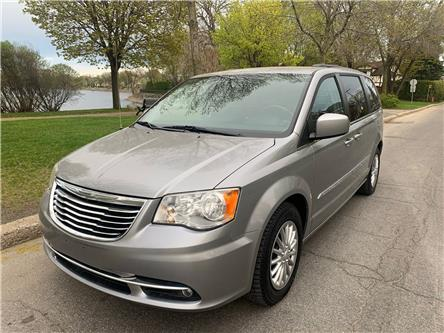 2014 Chrysler Town & Country Touring (Stk: ER114930) in Montréal - Image 1 of 16