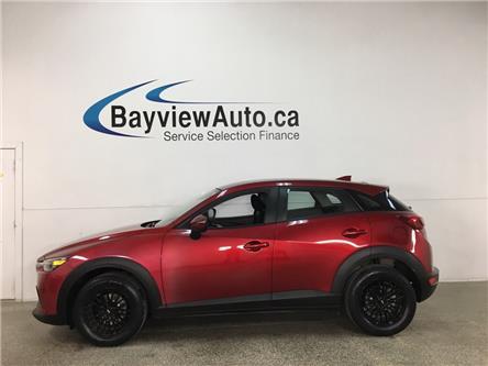 2019 Mazda CX-3 GX (Stk: 37810W) in Belleville - Image 1 of 26