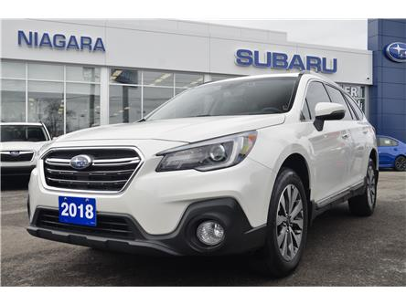 2018 Subaru Outback 2.5i Premier EyeSight Package (Stk: Z1905) in St.Catharines - Image 1 of 26