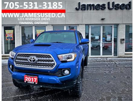 2017 Toyota Tacoma SR5 (Stk: P02949) in Timmins - Image 1 of 13