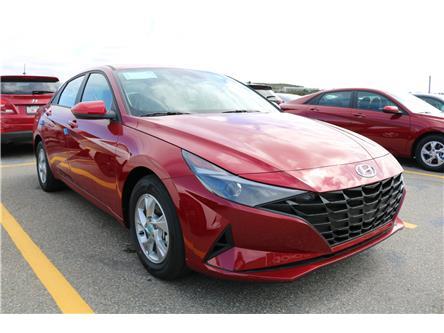 2021 Hyundai Elantra ESSENTIAL (Stk: 12713) in Saint John - Image 1 of 10