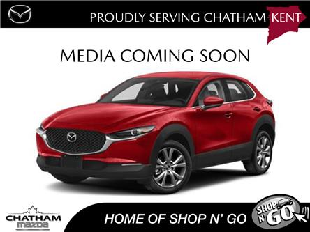 2021 Mazda CX-30 GS (Stk: NM3505) in Chatham - Image 1 of 10