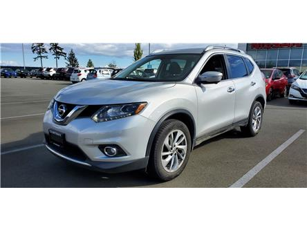 2015 Nissan Rogue SL (Stk: U0199A) in Courtenay - Image 1 of 2