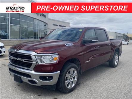 2019 RAM 1500 Big Horn (Stk: U04834) in Chatham - Image 1 of 19
