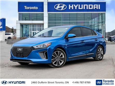 2017 Hyundai Ioniq Hybrid Limited (Stk: U07116) in Toronto - Image 1 of 30
