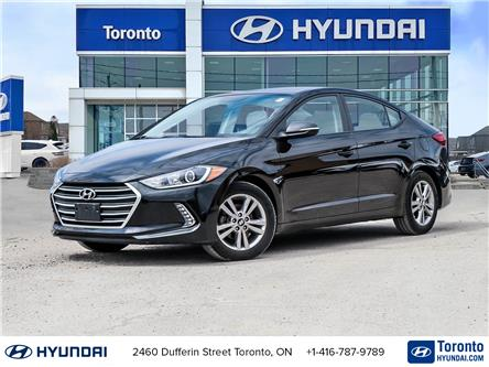 2018 Hyundai Elantra GL (Stk: U07148) in Toronto - Image 1 of 30