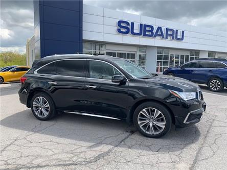 2017 Acura MDX Elite Package (Stk: P812B) in Newmarket - Image 1 of 18