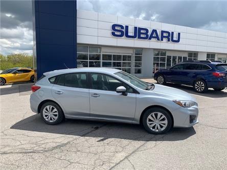 2017 Subaru Impreza Convenience (Stk: P1009) in Newmarket - Image 1 of 4