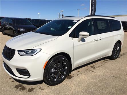 2021 Chrysler Pacifica Touring (Stk: 21PA9900) in Devon - Image 1 of 9