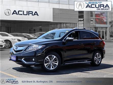 2017 Acura RDX Elite (Stk: 4471) in Burlington - Image 1 of 30