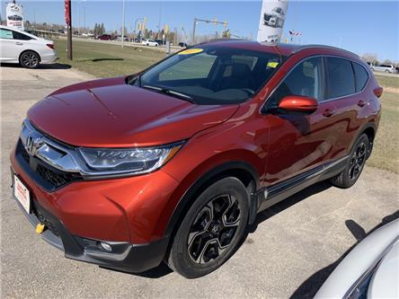 2017 Honda CR-V Touring (Stk: H1832) in Steinbach - Image 1 of 16