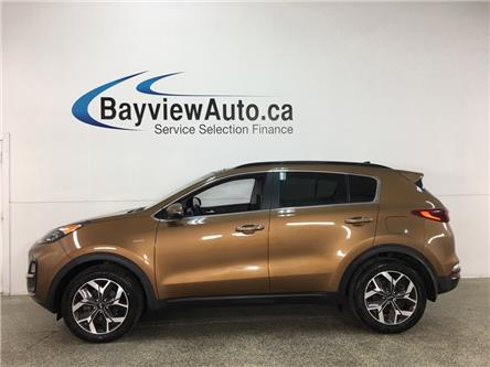 2020 Kia Sportage EX Tech (Stk: 37871R) in Belleville - Image 1 of 30