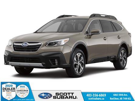 2021 Subaru Outback Limited (Stk: 220945) in Red Deer - Image 1 of 10