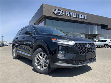 2020 Hyundai Santa Fe Essential 2.4  w/Safety Package (Stk: H2700) in Saskatoon - Image 1 of 28