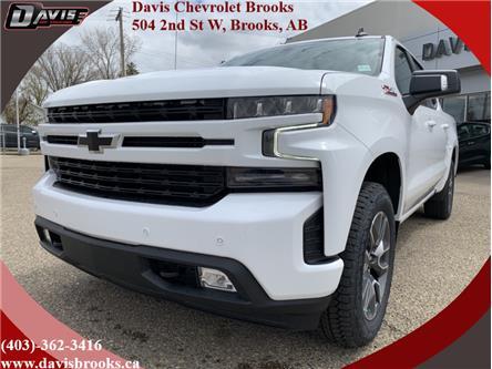 2021 Chevrolet Silverado 1500 RST (Stk: 227119) in Brooks - Image 1 of 18